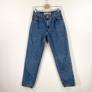 90s Mom Jeans Levi's Classic High Waisted Size 8